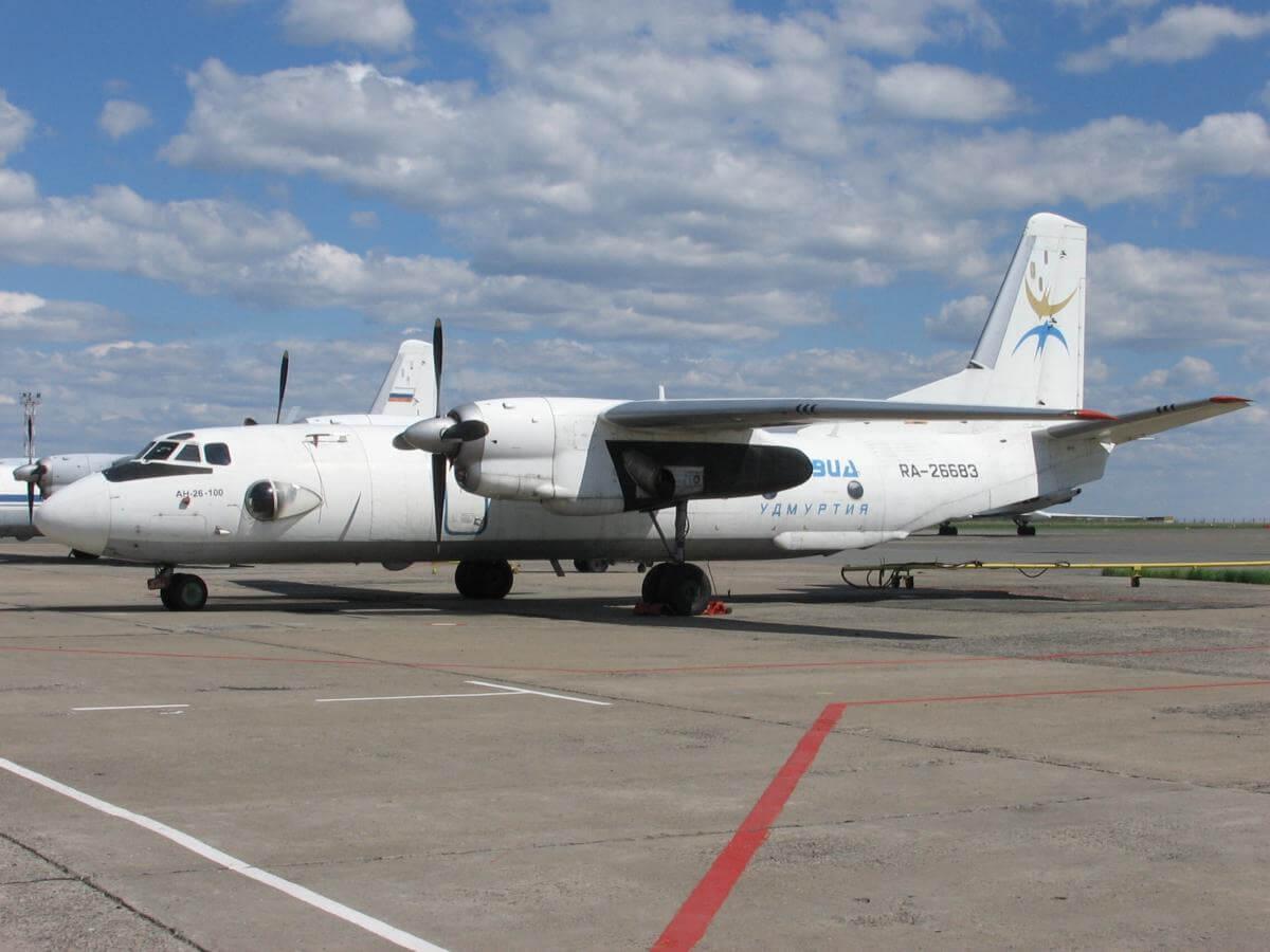 An-26 tipi uçak ile ilgili görsel sonucu